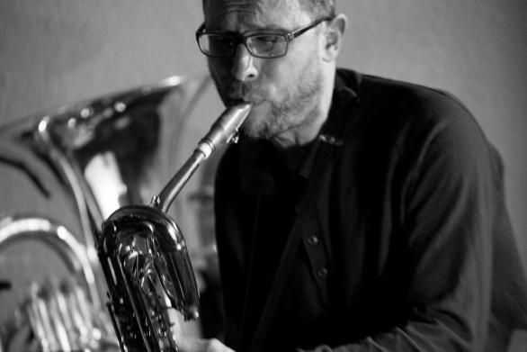 Dan Foster saxophone
